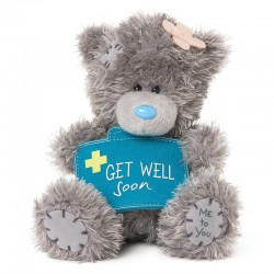 Me to You 13 cm GET WELL SOON