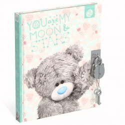Me to You diary with lock